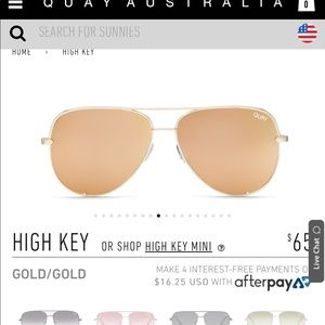 Quay Australia - High Key - EUC